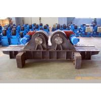 China Conventional Wired 60 Ton Welding Tank Turning Rolls VFD Adjustable on sale