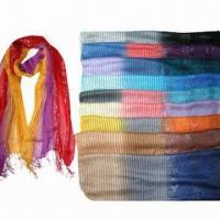 Quality 100% Viscose Printed Scarf in Most Fashionable Colors and Designs for 2013 wholesale