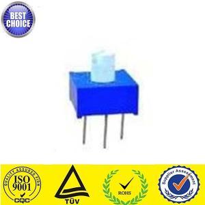 Quality 3386 ceramic trimming variable resistor,knob plastic potentiometer wholesale