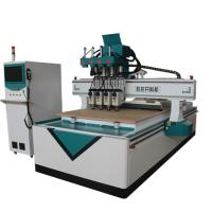 Quality 3D Sculpture Automatic CNC Router Wood Carving Machine T Style Heavy Duty Frame wholesale
