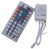 China RGB Waterproof leds Flexible LED Light Strip 24 Keys IR Remote Control for Bar, Club Lightings on sale