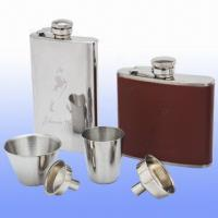 Quality Hip Flask, Available in Various Capacities wholesale