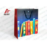 Buy cheap Funny paper  Christmas Children Paper Gift Bags For Shopping product
