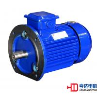 Quality High Power 90kw Induction Electric Motor Variable Speed For Air Compressor / Fan wholesale