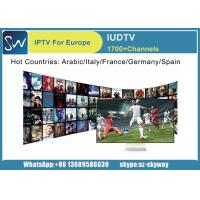 Quality 2017 Turkish Lig Tv IPTV Arabic Sport Sky Canal IPTV Channels 1 Year IUDTV Subscription for android tv box m3u wholesale