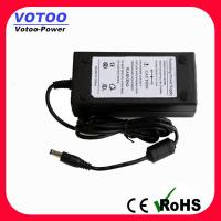 Cheap LED Strip 12V 3A Ac Dc Adapter Power Supply 600mA Short Circuit for sale