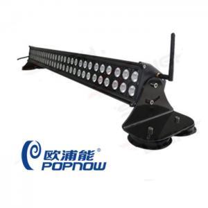 Quality 12 - 24V 60w Multi-function Off Road Led Light Bar Wireless Remote Control LED Bar Light wholesale