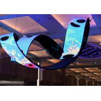 Quality P2.5mm Flexible LED Screen SMD Module Mbi5124 Driving IC LED Video Display wholesale