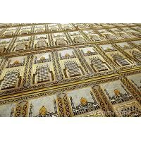 Quality 2012 New!!!islamic prayer mats with qibla finder wholesale