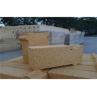 Quality Industrial Furnace Fireclay Brick Refractory With Low Thermal Conductivity wholesale
