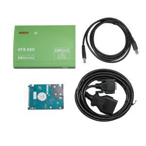 Quality Automotive Diagnostic Scanner V29 Porsche KTS 520 Fit DELL630 wholesale