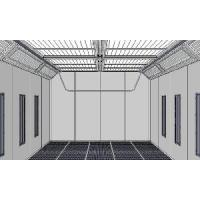 Quality Spray Room (High-end Spray Paint Booth with CE Marked) (9910) wholesale