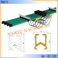 Quality Industrial Insulated Conductor Bar Overhead / Bridge Crane Busbar System wholesale