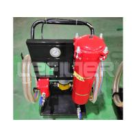 China Portable LYC-40A waste transformer oil filter machine on sale