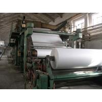 Quality New Technology 1880mm Jumbo Rolls Tissue Paper Making Machine Toilet Paper Mill for sale wholesale