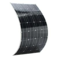 Quality Hovall 100 Watt 12 Volt PET Laminated Flexible Solar Panel wholesale