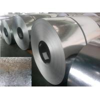 DX51D Prime Hot Dipped Galvanized Steel Coils , galvanized metal strips EN10327
