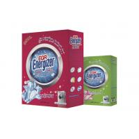 Quality Home Non-phosphate Laundry Detergent Powder , Machine Wash And Hand Wash wholesale