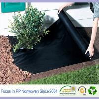"""Quality 43""""44"""" Width and Make-to-Order Supply Type garden weed control fabric wholesale"""