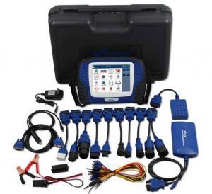 Quality PS2 Heavy Automobile Computer Diagnostic Tool , Diagnostic Scanner wholesale