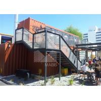 Quality Modular Container Coffee Shop , Easy Installation Movable Coffee Shop wholesale