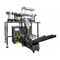 Multifunction Hardware Counting And Packaging Machine For Bolt Nail Screw