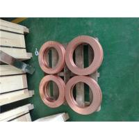 China Copper Servo Stator And Rotor Laminations , Permanent Magnet DC Motor Laminations on sale