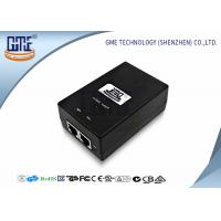Quality Desktop Power Over Ethernet Adaptor 15V 0.8A Carrier POE Adapter wholesale