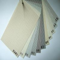 China Sunscreen Roller Blinds fabric Cool Your Home While Providing Privacy on sale