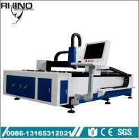 Quality 500W Raycus Fiber Laser Cutting Machine For Steel / Carbon Steel wholesale
