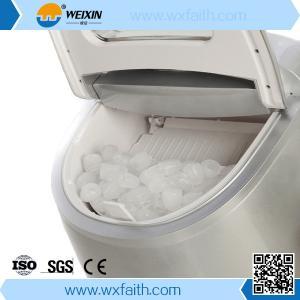 China Hot Sale Home Cube Ice Maker Machine , Full Automatic Ice Maker Machine, Mini Ice Maker on sale