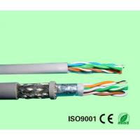 Buy cheap Cat5e UTP cable LAN ,Cat5e FTP cable communication,SFTP Cat5e cable network from wholesalers