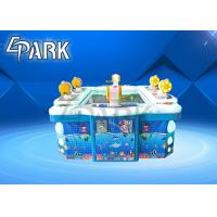 3 Plus Poseidon 's Realm Coin Operated Fishing Hunter Game Machine For 6 People