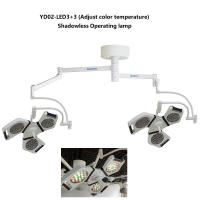 China Multi Color Temperature Led Operating Room Lights ,  Oem Surgical Lighting Systems on sale