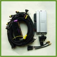Quality Autogas ECU Set LPG/CNG Conversion System for 3/4 Cylinder EFI Gasoline Cars Sequential Injection Engine wholesale