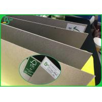 Quality Grade AAA Uncoated Laminated Grey Board With FSC Recycled 300g To 2000g wholesale