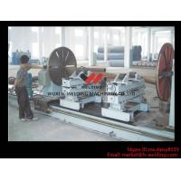 Cheap Hydraulic Double Column Rotary Welding Table , Tank Turning Table for Welding Line Machinery for sale