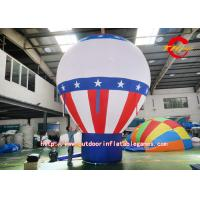 China Outdoor Blow Up Advertising Balloons Rainbow Inflatable Balloons For Advertising on sale