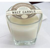 China Apple, Green Tea, Lemon Glass Scented Candle, Glass Candle Jars with OEM TS-CC050 on sale