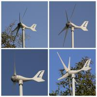 China 400W 24V DC permanent magnet wind turbine power generator on sale
