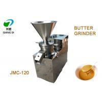 China quality peanut butter making machine/sesame processing machine/butter making equipment on sale
