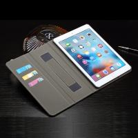 Quality Ipad Mini 4 Magnetic Leather Case Multi Colors Crazy Horse Stand Function wholesale
