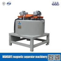 Quality High Efficiency 3T Dry Drum Magnetic Separator For Mining Equipment wholesale