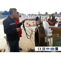 China OD Mounted Pneumatic Cold Cutting Equipment,Tube Cutter And Beveller on sale