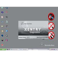 Cheap 2013.7 Latest C3/C4 Software Mercedes Benz Star C3/C4 Das T30 HDD for sale