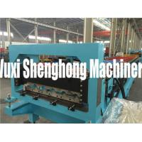 China Length Set Cold Roll Forming Equipment With 5 Ton Passive Uncoiler on sale