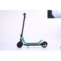 China 28km/H 18650 Lithium Ion Electric Scooter Double Shock Absorption on sale