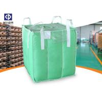 Quality Polypropylene FIBC Bulk Bags / Baffle Bag With Inner Bag Color Customized wholesale