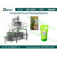 China Automatic Horizontal Pouch Packing Machine / equipment for dried mango on sale