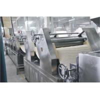 Buy cheap High Cutting Efficiency Manual Noodle Production Line 2 Tons - 15 Tons / 8 Hour from wholesalers